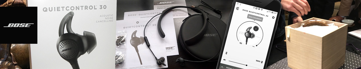 Bose Out-of-Box Experience